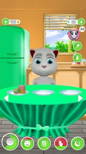 screenshot of My Talking Cat Bob 2 version 1.0.8