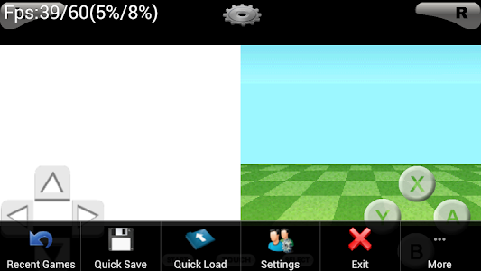 screenshot of NDS Boy! For New Android version 6.2.4