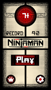 screenshot of Ninjaman version 1