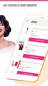 screenshot of Nykaa – Beauty shopping | Buy makeup & cosmetics version 2.1.3