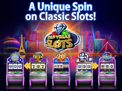 screenshot of Old Vegas Slots - the Best Classic Casino Games version 42.0