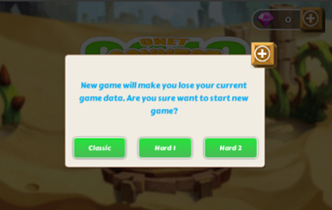 screenshot of Onet Connect Animal 2019 version 1.4