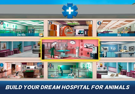 screenshot of Operate Now: Animal Hospital version 1.8.13
