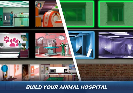 screenshot of Operate Now: Animal Hospital version 1.6.21