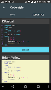 screenshot of Pascal N-IDE - Editor And Compiler - Programming version 4.3.2
