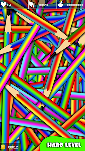 screenshot of Pick a Pencil version 1.54