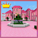 Download Pink Princess House Maps for MCPE 1.0 APK