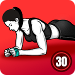 Cover Image of Download Plank Workout at Home - 30 Days Plank Challenge 1.1.4 APK
