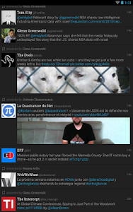 screenshot of Plume for Twitter version 6.30.10