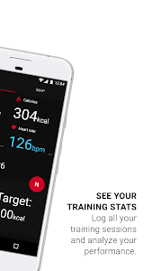 screenshot of Polar Beat: Running & Fitness version Varies with device
