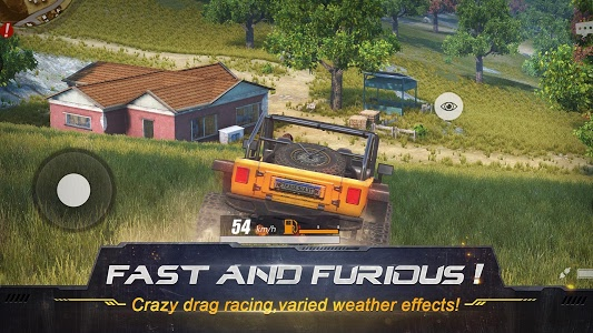 screenshot of RULES OF SURVIVAL version 1.180271.184729