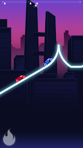 screenshot of Race.io version 330