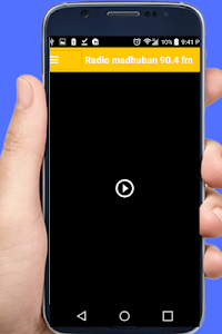 screenshot of Radio Madhuban 90.4 fm Online version 1.0