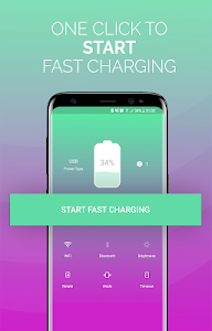 screenshot of Real Ultra Fast Charger x15 version 3.1.1