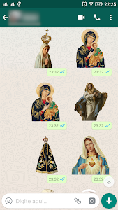 screenshot of Religious Stickers for Whatsapp version 3.6