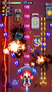 screenshot of Road Rampage: Racing & Shooting to Revenge version Varies with device