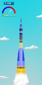 screenshot of Rocket X version 0.2