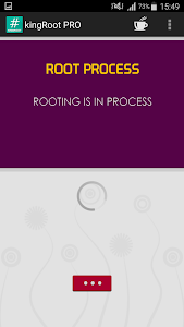 screenshot of Root All Devices - simulator version 1.4