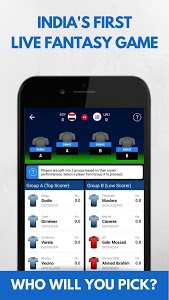 screenshot of Rooter - Free Fantasy, Prediction Game & Win Money version 4.7.5.3