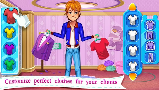screenshot of 🤴✂️Royal Tailor Shop 2 - Prince Clothing Boutique version 2.6.5000