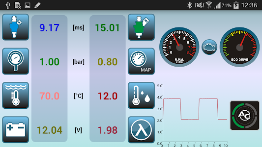 screenshot of STAG MOBILE version 0.33.1