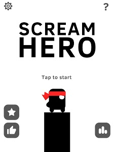screenshot of Scream Go Hero version 2.0.4