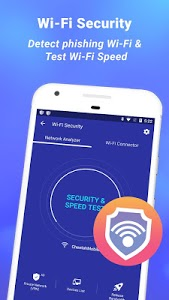screenshot of Security Master - Antivirus, VPN, AppLock, Booster version 4.9.0