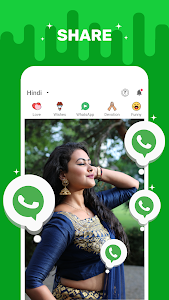 screenshot of ShareChat - Make Friends, WhatsApp Status & Videos version emarti_11.1.5