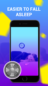 screenshot of Sleep Fan version 1.0.4