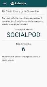 screenshot of SocialPod - Comments Pod Community version 2.10.1
