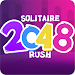 Solitaire Rush - 2048