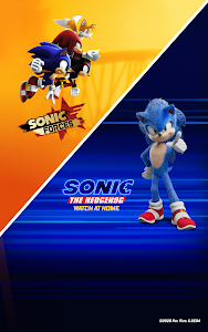 screenshot of Sonic Forces version 2.17.0