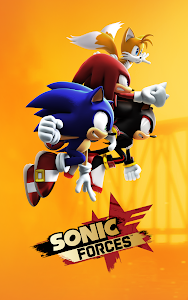 screenshot of Sonic Forces version 2.16.3