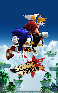 screenshot of Sonic Forces version 2.12.0