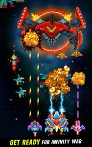 screenshot of Space Shooter: Galaxy Attack version 1.320