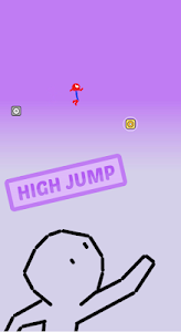 screenshot of Spider Stick-man Swing version 4