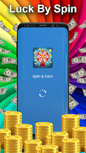 screenshot of Spin and Scratch : Luck by Spin version 1.0