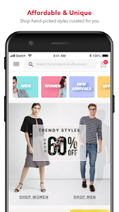 screenshot of Spoyl: Top Fashion at best prices version 5.1.1