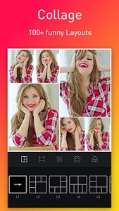 screenshot of Square Quick Pro - Photo Editor, No Crop, Collage version 5.7.12
