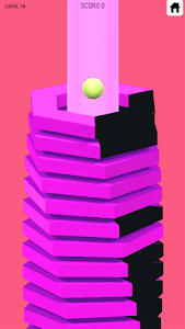 screenshot of Stack Tower Twist version 1.0