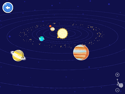 screenshot of Astronomy for Kids 🚀 Space Game by Star Walk 2 version Varies with device