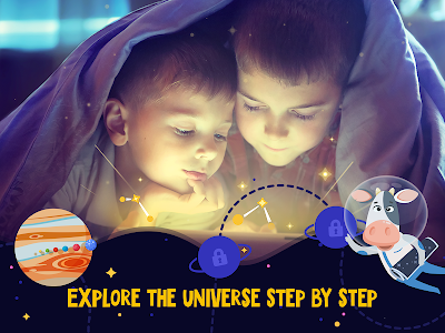 screenshot of Astronomy for Kids ? Space Game by Star Walk 2 version Varies with device