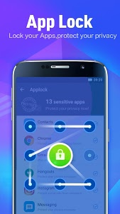 screenshot of Super Cleaner - Antivirus, Booster, Phone Cleaner version 2.4.23.115507