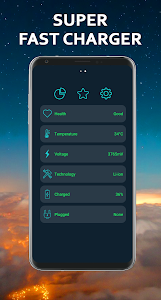 screenshot of Super Fast Charger version 3.9.1