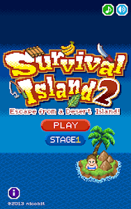 screenshot of Survival Island 1&2 version 2.1.0