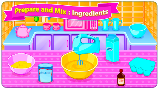 screenshot of Baking Cookies - Cooking Game version Varies with device