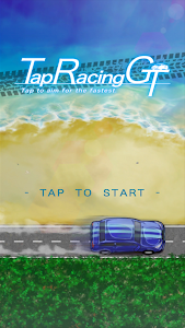 screenshot of TapRacingGT version 1.2