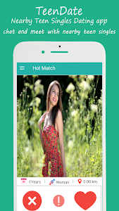 screenshot of Teen Chat Nearby Students Date version 6.5