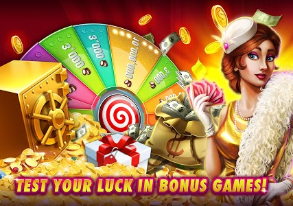 screenshot of Billionaire Casino™ Slots 777 - Free Vegas Games version 4.4.1411