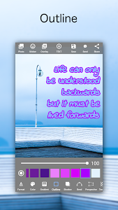 screenshot of Add Text on Photo: Design Text Style w/ 800+ Fonts version 5.2.1
